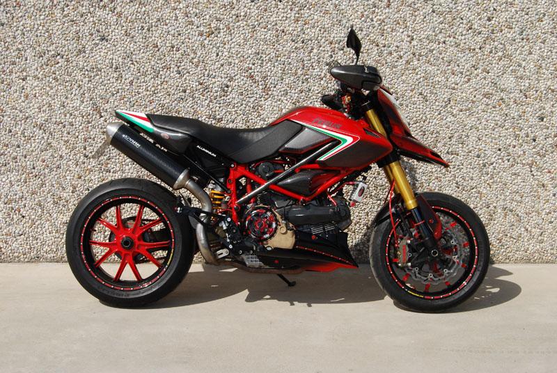 Febur Special Moto Ducati Hypermotard 1100